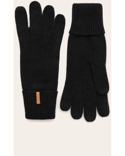 Перчатки акриловые черные Barts