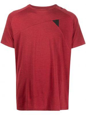 Шерстяная футболка - черная Klättermusen