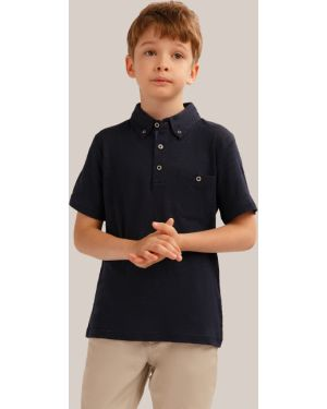 Рубашка синий темно-синий Finn Flare