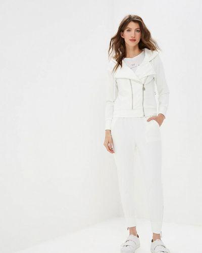 Костюмный белый спортивный костюм Indiano Natural