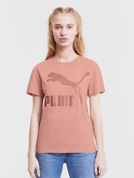Брендовая спортивная футболка Puma