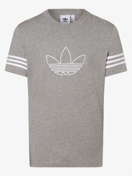 Koszula szara Adidas Originals
