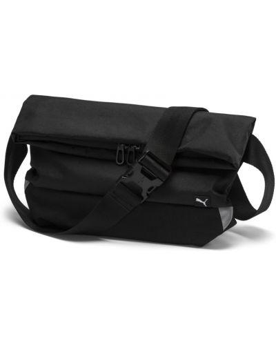 Поясная сумка черная Puma