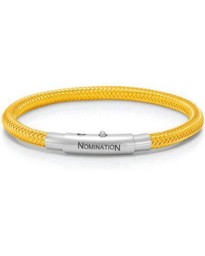 Браслет - желтый Nomination