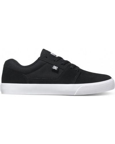 Кеды черные белые Dc Shoes