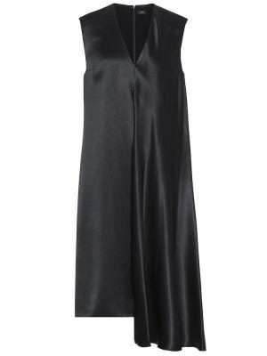 Платье миди шелковое модерн Joseph