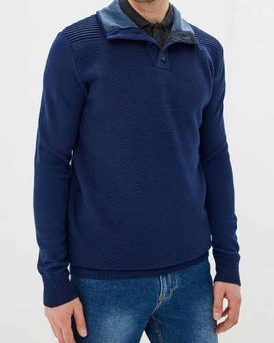 Синий свитер Mezaguz