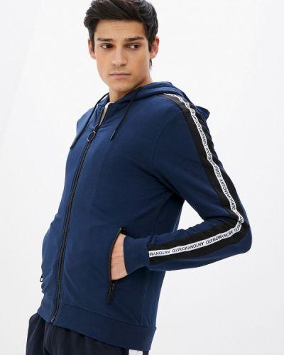 Синяя толстовка Antony Morato