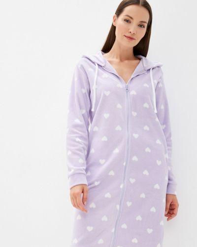 Домашний халат - фиолетовый Mark Formelle