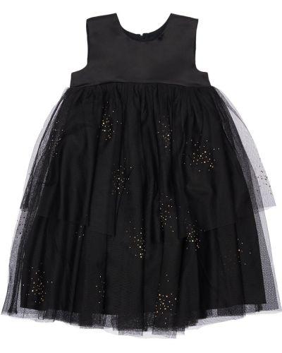 Платье без рукавов с подкладкой с оборками Billieblush