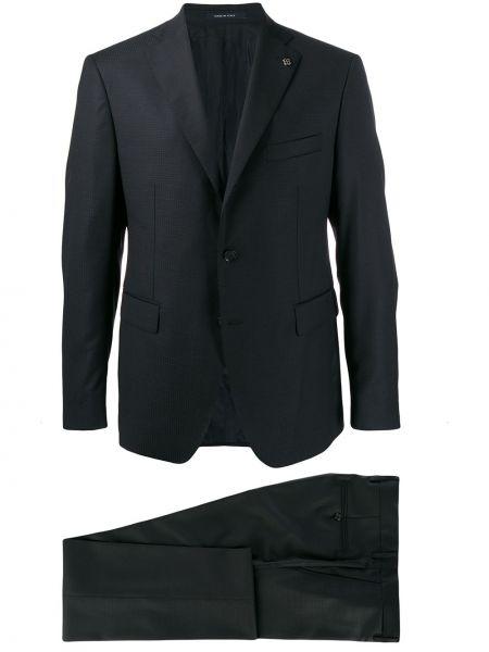 Klasyczny garnitur kostium wełniany Tagliatore