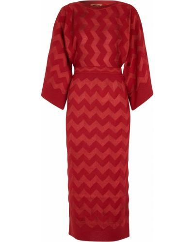 Шерстяное платье Missoni