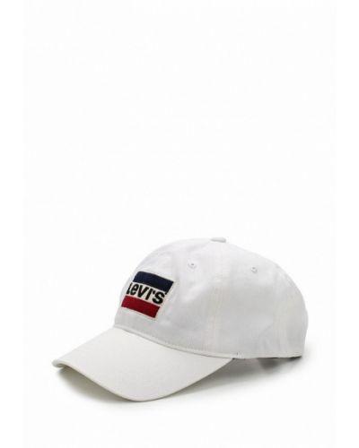 Белая бейсболка Levi's®