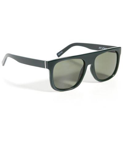 Солнцезащитные очки - хаки Le Specs