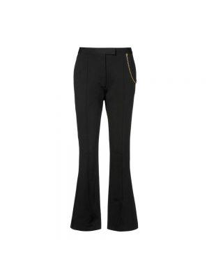 Spodnie dzwony - czarne Givenchy