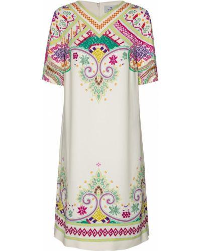 Платье миди из вискозы Etro
