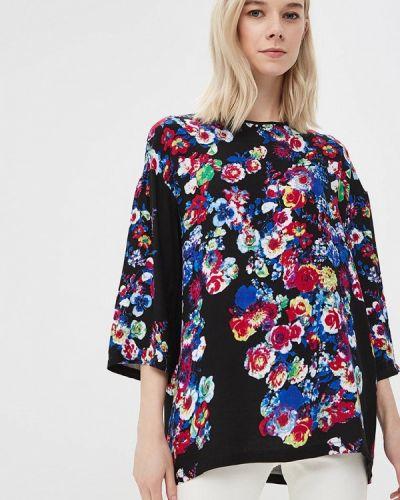 Черная блузка Madam T