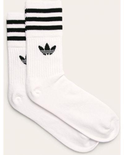 Носки набор белые Adidas Originals