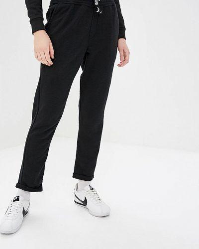 Спортивные брюки черные весенний Fresh Brand