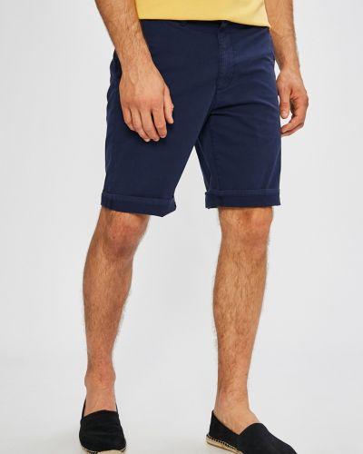Шорты-чиносы с карманами темно-синий Wrangler