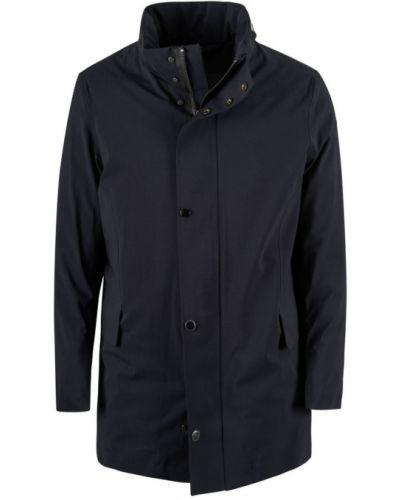 Płaszcz przeciwdeszczowy - czarny Rrd