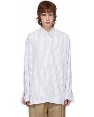 Koszula z długim rękawem z paskami w paski Ader Error