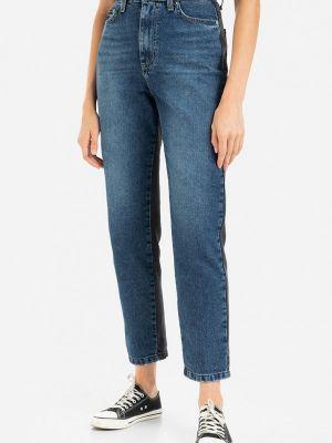 Джинсовые прямые джинсы - синие Gloria Jeans