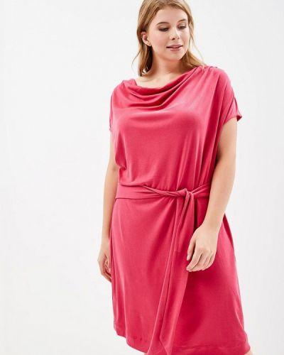 Платье прямое осеннее Violeta By Mango