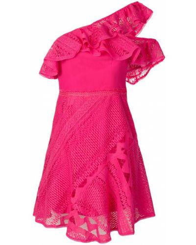 Платье с оборками Three Floor