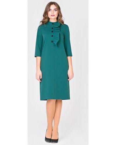 Деловое платье на пуговицах платье-сарафан Filigrana