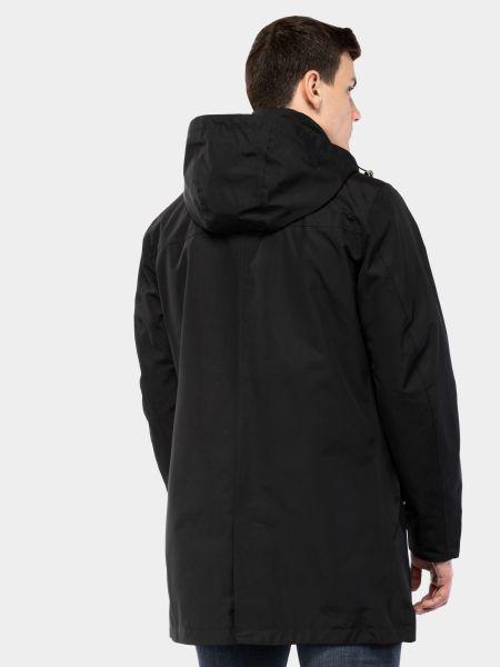 Черная куртка Timberland