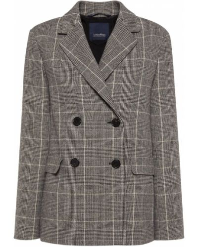 Шерстяная куртка с карманами с манжетами 's Max Mara
