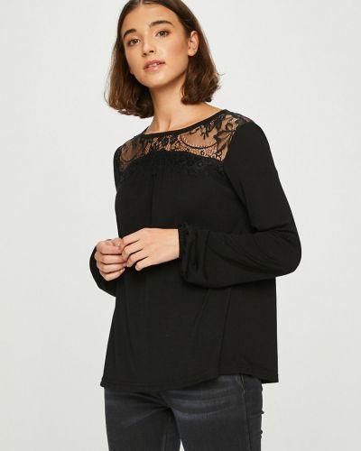Блузка с вырезом из вискозы Vero Moda