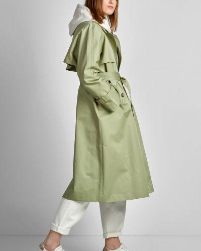 Зеленый плащ Vassa&co