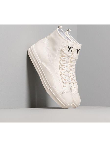 Białe półbuty Y-3
