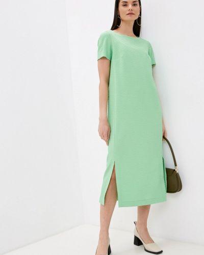 Зеленое платье Helmidge