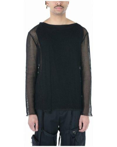 Czarna t-shirt Raf Simons