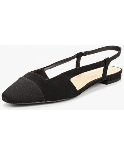 Туфли с открытой пяткой осенние Mango