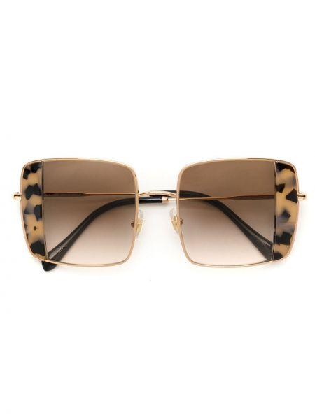 Очки металлические Miu Miu Eyewear
