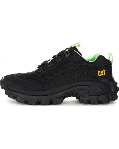 Кожаные полуботинки спортивный на шнуровке Caterpillar