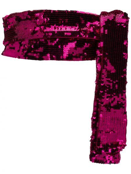 Ремень розовый Attico