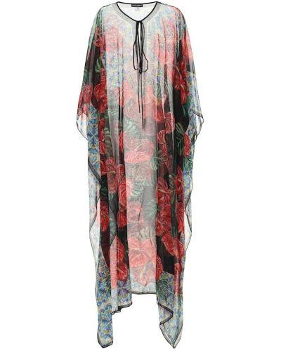 Шелковый кафтан Dolce & Gabbana
