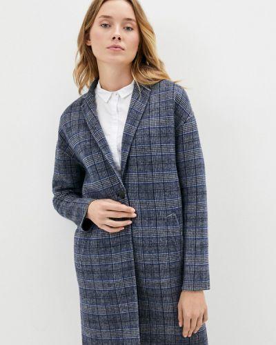 Серое пальто Gant