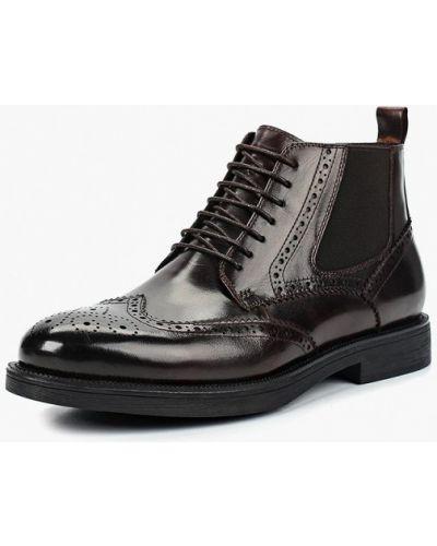 Кожаные ботинки осенние демисезонный Valor Wolf