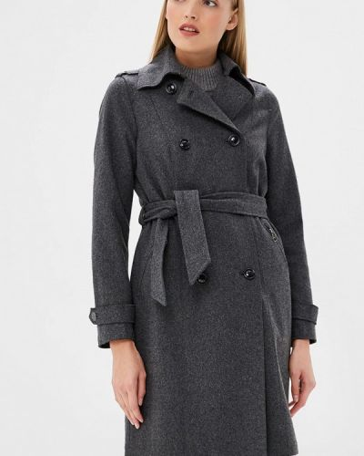 Двубортное пальто осеннее Gas