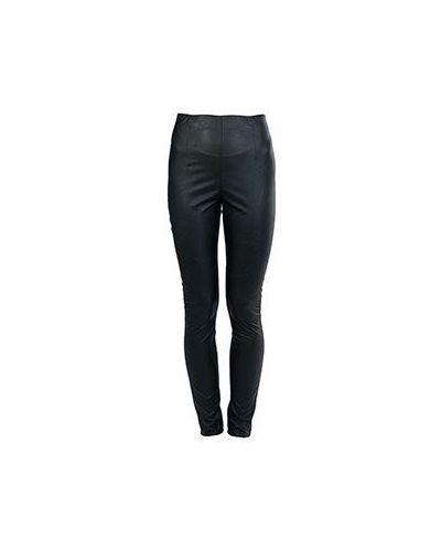 Черные леггинсы Armani Jeans
