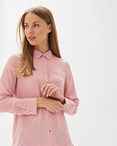 Блузка розовая весенний Iwie