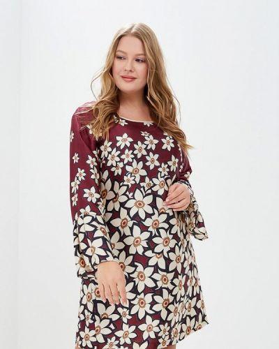 Повседневное платье осеннее итальянский Keyra