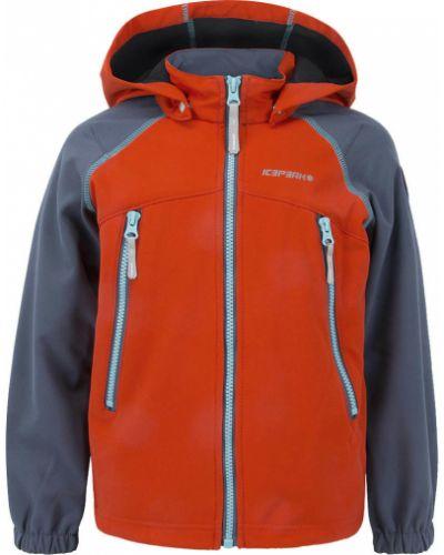 Куртка с капюшоном длинная Icepeak