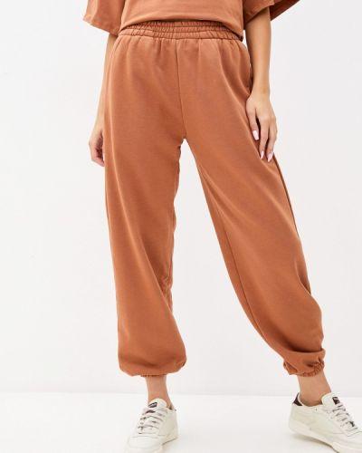 Спортивные брюки - коричневые Theone By Svetlana Ermak